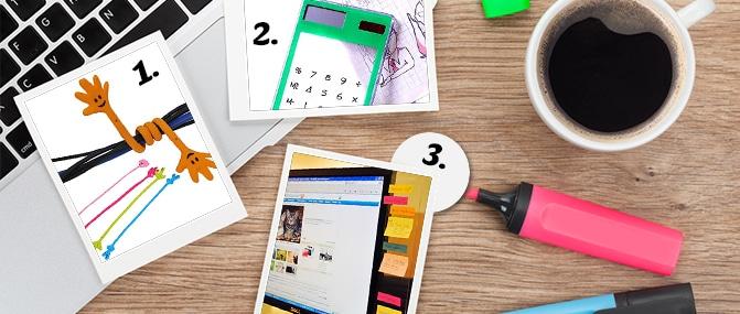 Gadgets scolaires