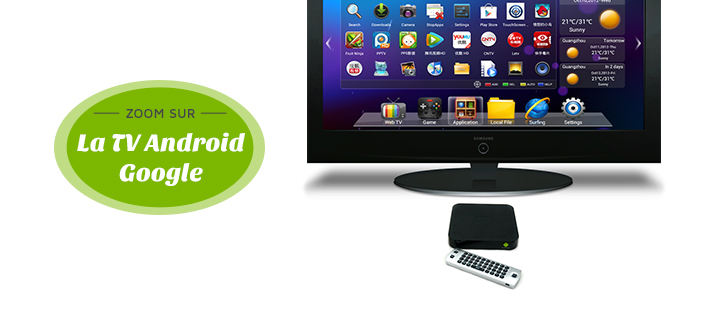 TV Android Google