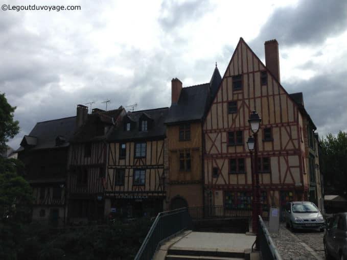 Week-end au Mans - Maison du Pilier Rouge
