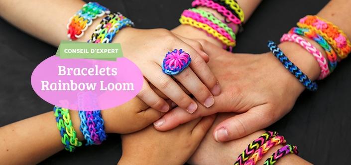 Bracelets-Rainbow-Loom