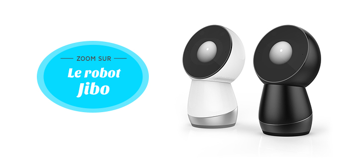 Robot Jibo