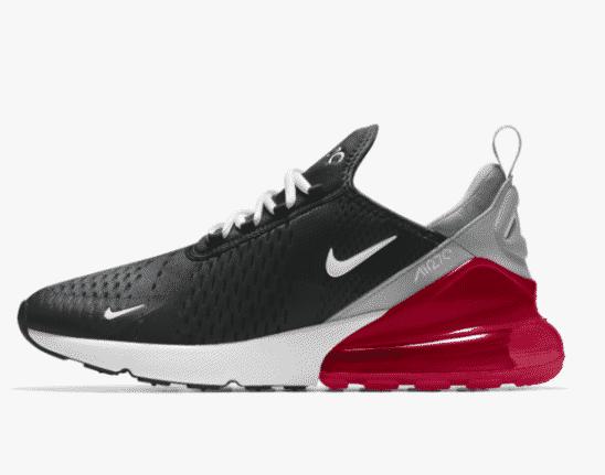 Nike personnalisée