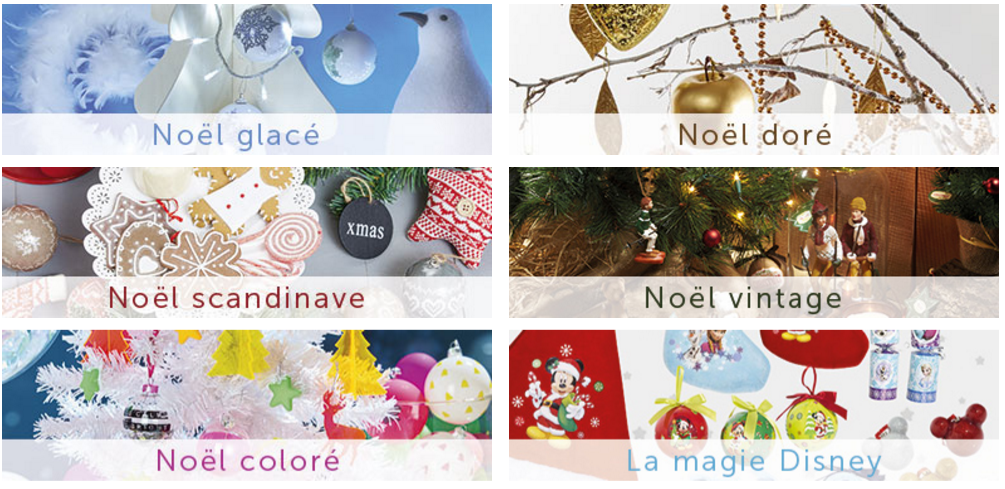 Decoration Sapin Noel Gifi Moments De Noel Agreables 2019