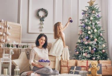 Déco de Noël pas chère