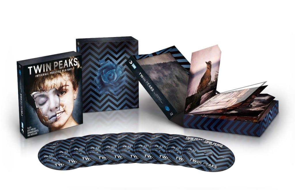 Twin Peaks Coffret Blu-ray