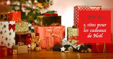 5 sites où acheter ses cadeaux de Noël 2