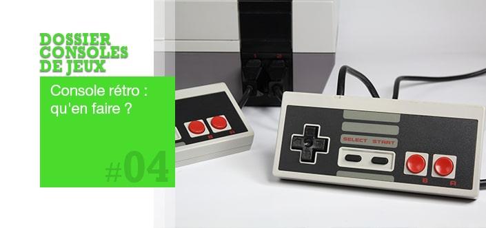 Faut il conserver ou vendre sa console r tro - Console de jeux a vendre ...