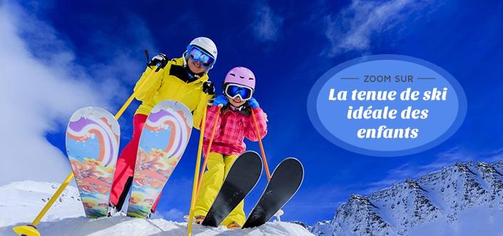 tenue-de-ski-idéale-des-enfants