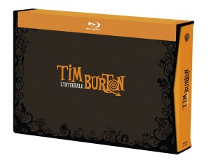Coffret Tim Burton