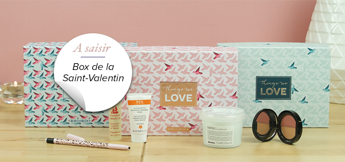 Box-Saint-Valentin