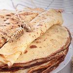 recette de crêpes pour mardi gras