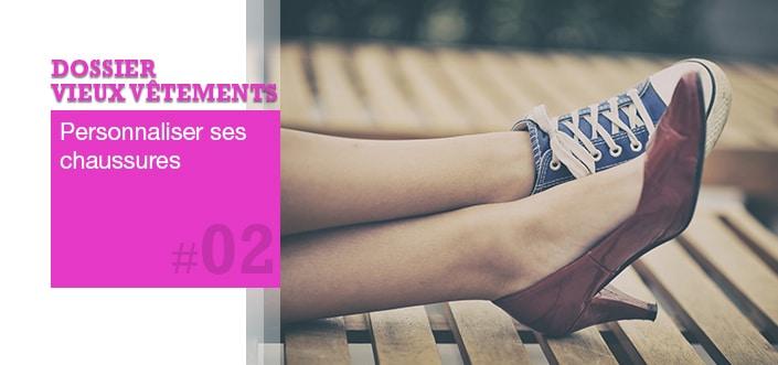 Astuce : customiser vos chaussures à moindres frais 29
