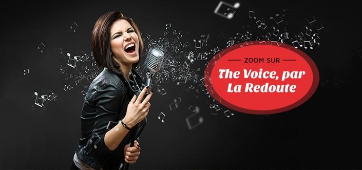 Voice-La-Redoute