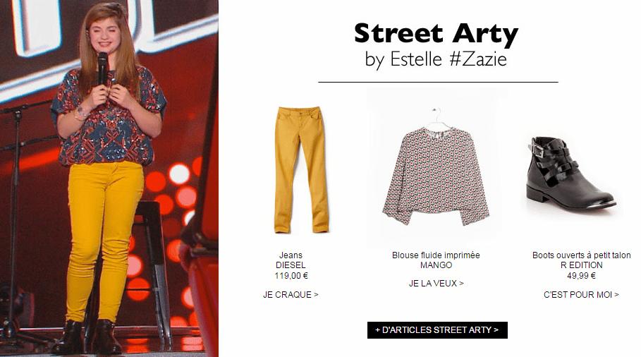 look-street-voice