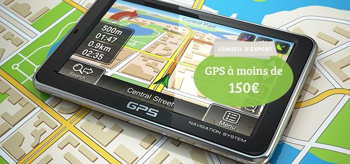 Bien choisir son GPS à moins de 150€ 1