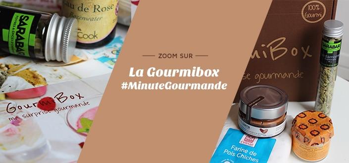 #MinuteGourmande : La GourmiBox 16
