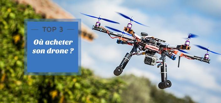 où acheter son drone