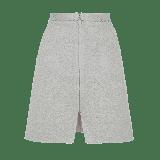 Mini jupe en jersey