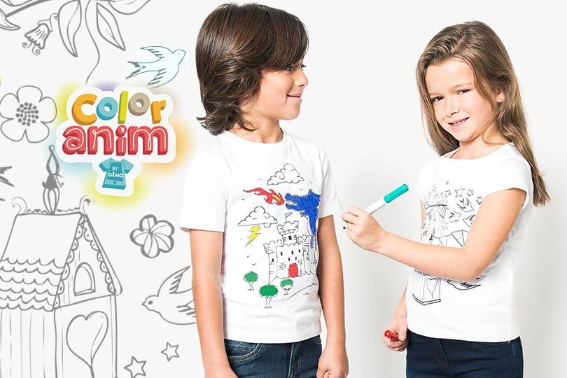 Gemo Tshirt 3D