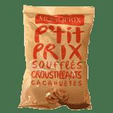 Soufflés cacahuètes