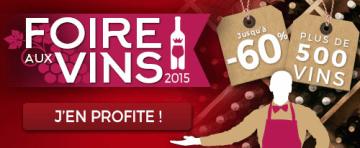 Offre Wine and Co foire aux vins