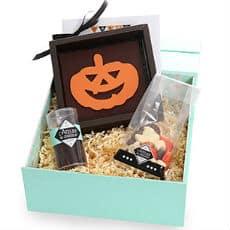 Halloween chocolats