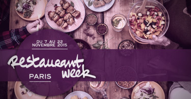 Restaurant week La Fourchette
