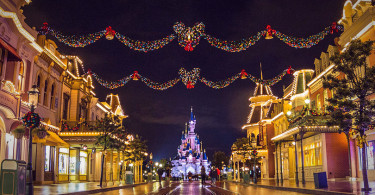 Noël Disneyland Paris