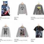 La Redoute sélection Star Wars