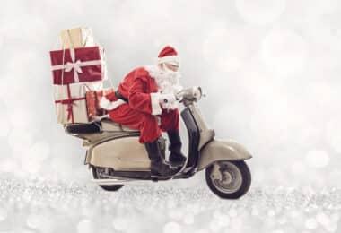 Livraison express pour Noël