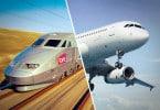 Le TGV Air de Corsair