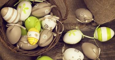 Déco de Pâques pas cher