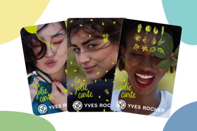 Yves Rocher - Deux programmes de fidélité 1