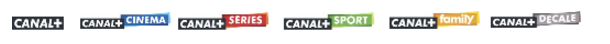 canal + les chaines