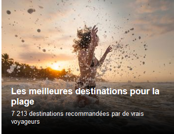 plage booking