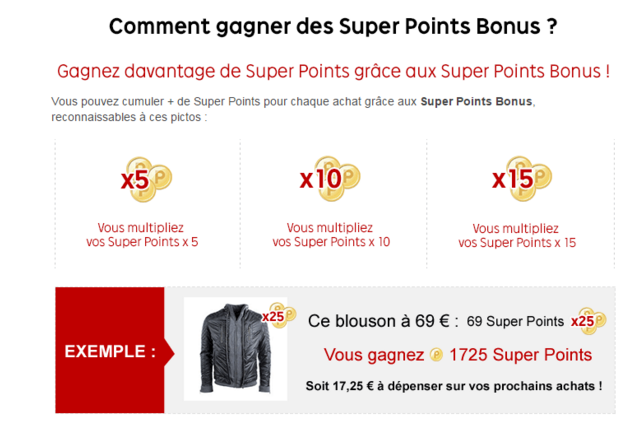 super points priceminister