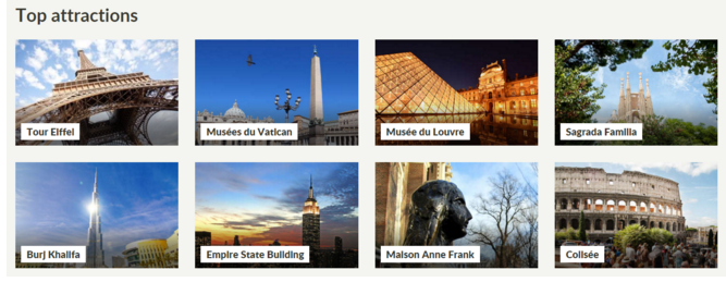 Accorhotels top attractions