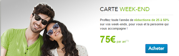 carte weekend sncf