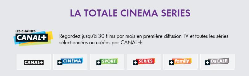 cinema series canal