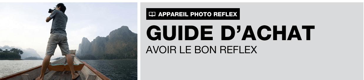 guide achat appareil photo