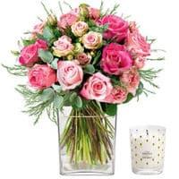 Bouquet fleur cadeau maman