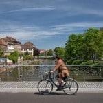 Strasbourg à vélo