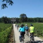 La Bourgogne à vélo