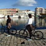 Sète à vélo