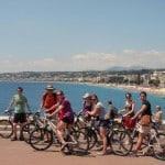 visite de Nice à vélo