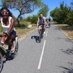 Visite à vélo de la Camargue
