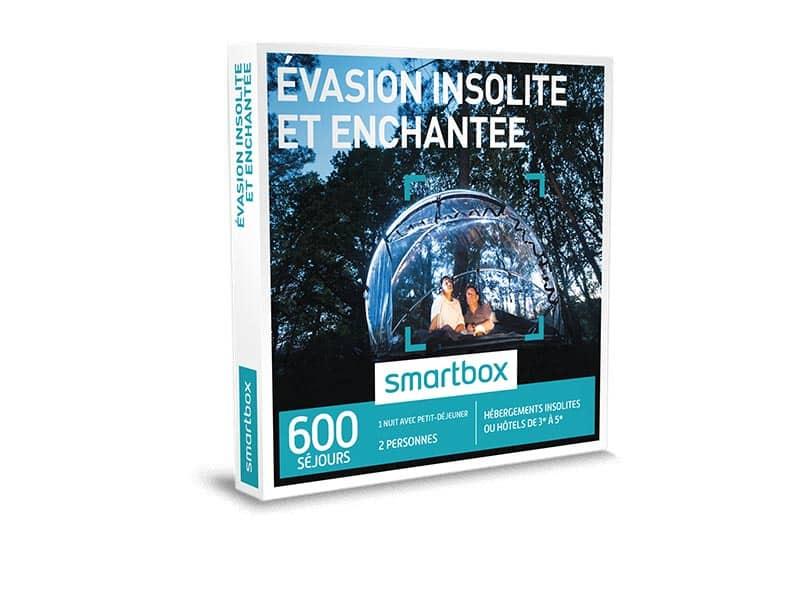 Smartbox séjour de charme