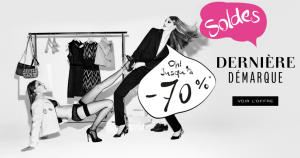 soldes galeries lafayette