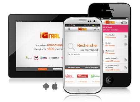 Application iGraal