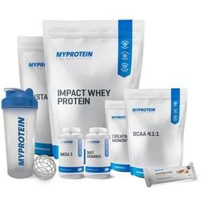 Myprotein Tibo in shape